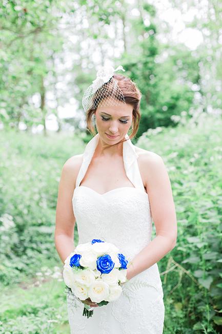 bruidsfotograaf noord holland trouwboeket