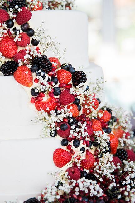 trouwfotograaf noord-holland taart fruit