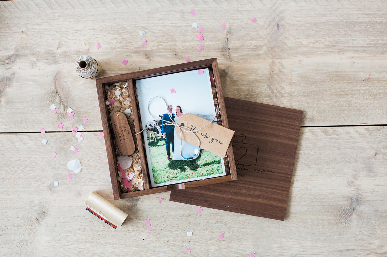 bruidsfotografie pakketje