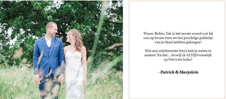 trouwfotograaf Alkmaar oostzaan