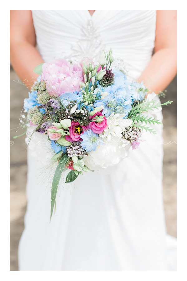 bruidsfotograaf hoorn noord holland bloemen