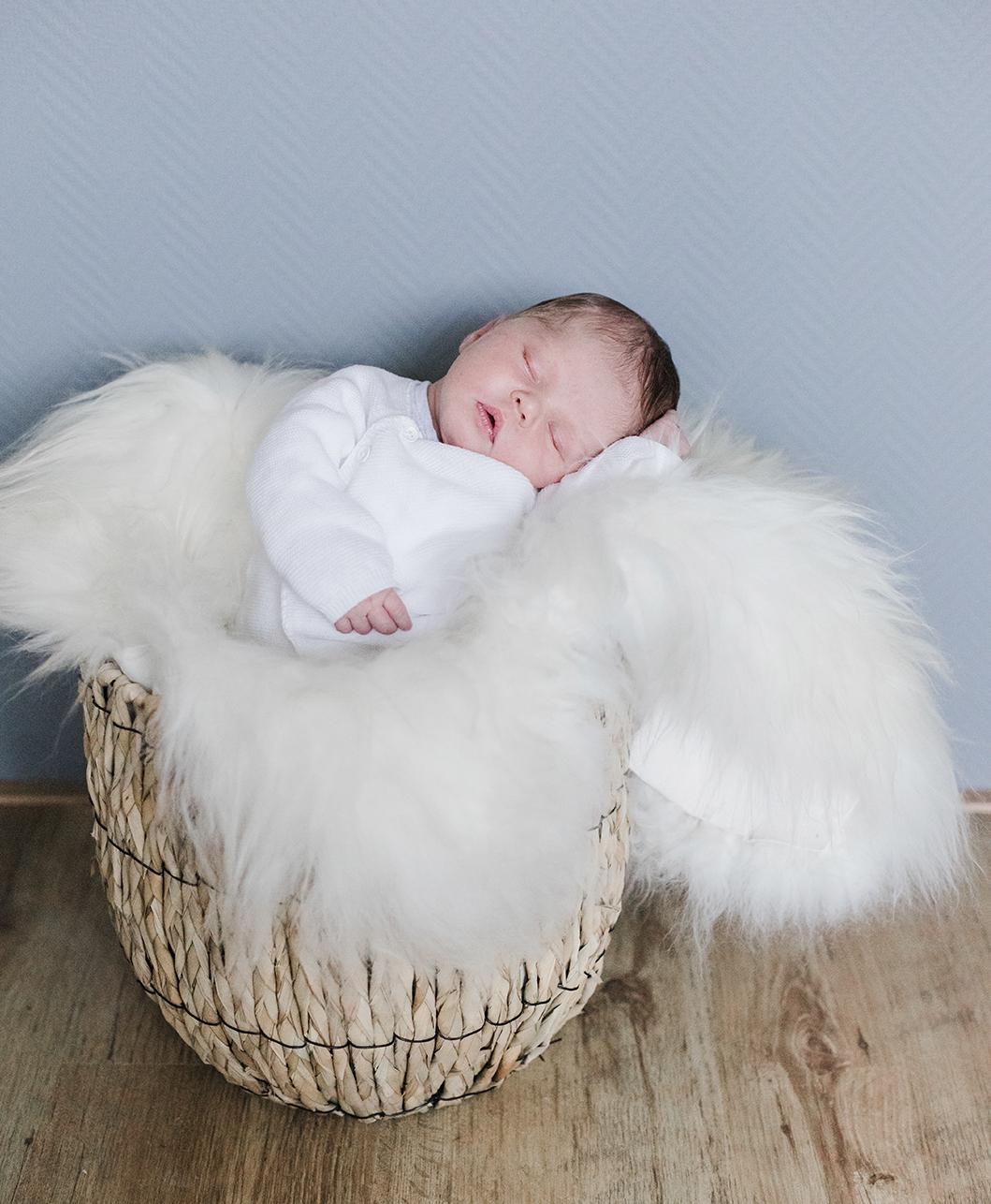 newbornfotograaf noord holland niet geposeerd