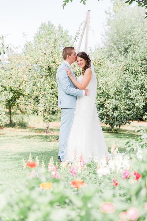 bruidsfotografie Hoorn Noord Holland