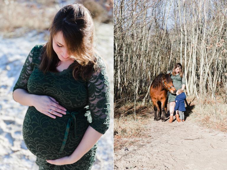 zwangerschapsfotografie Alkmaar noord Holland hoorn